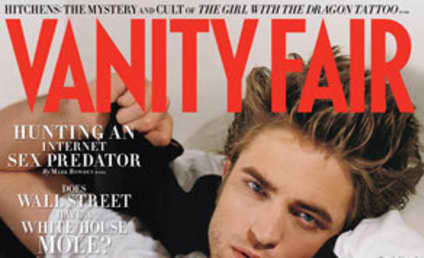 Robert Pattinson Featured in Vanity Fair, Bashes Tabloid Coverage of Robsten