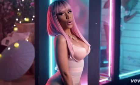 "Nicki Minaj - ""The Night Is Still Young"""