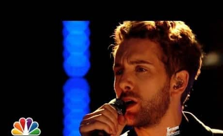"Will Champlin: ""At Last"" - The Voice"