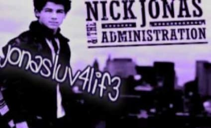 First Look, Listen: Nick Jonas and the Administration