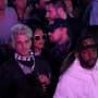 Leonardo DiCaprio and Rihanna at Coachella party