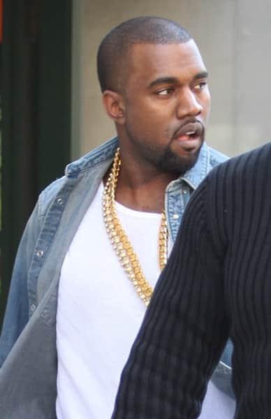 A Kanye Photo
