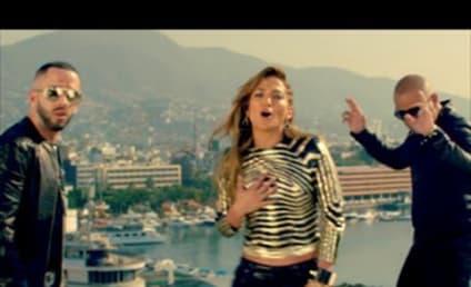 Jennifer Lopez Appears in New Video, Might Want to Marry Casper Smart