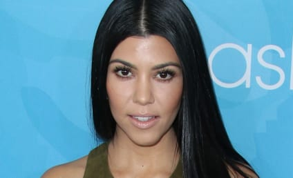 Kourtney Kardashian: LYING About Hooking Up With Justin Bieber?!