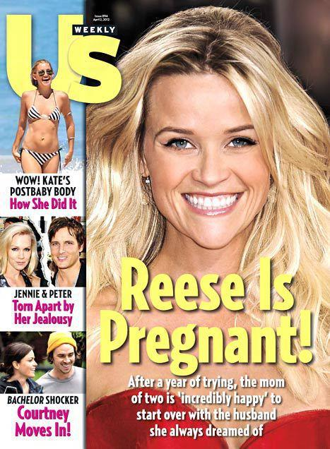 Reese Witherspoon Pregnant!