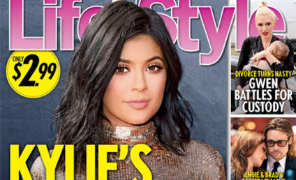 Kylie Jenner: Pregnant! According to False Tabloid Cover!