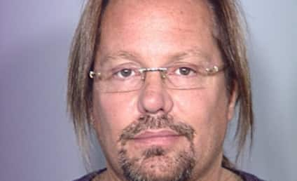 Vince Neil Charged With Domestic Violence, Disorderly Conduct in Poking Incident