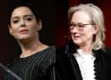 Meryl Streep to Rose McGowan: I Didn't Know About Harvey Weinstein!
