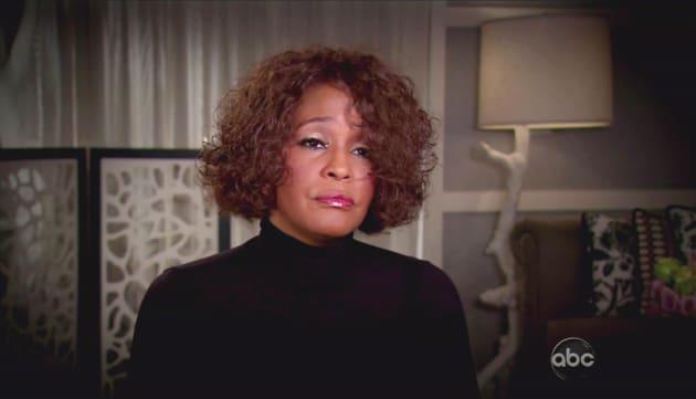 Whitney Houston ABC Interview