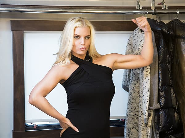 Jessica Simpson Weight Watchers Pic