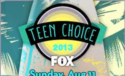 New Teen Choice Awards Nominations: Man of Steel, Pretty Little Liars and More
