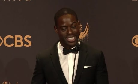 Sterling K. Brown Full Acceptance Speech