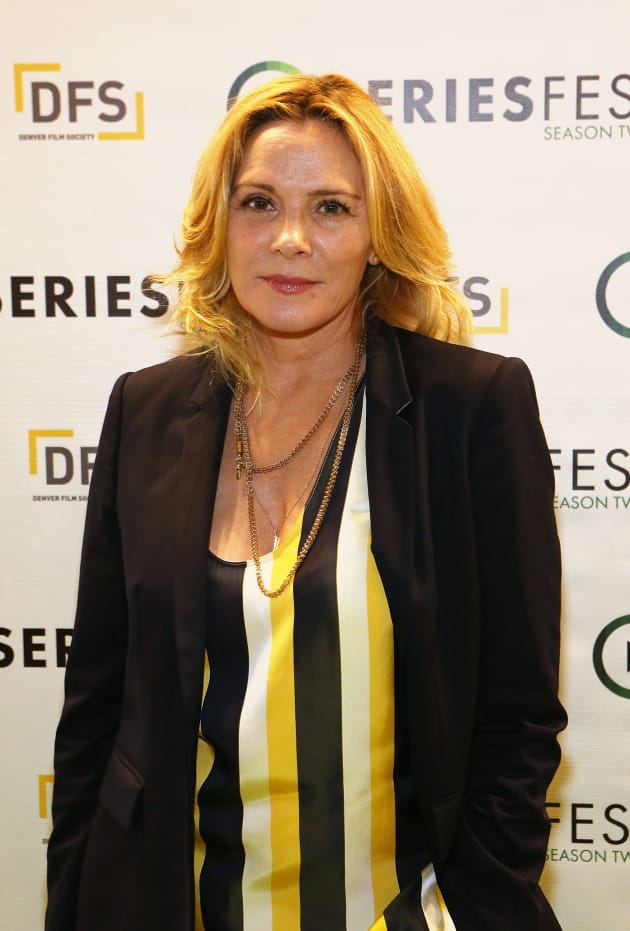 Kim Cattrall missing brother