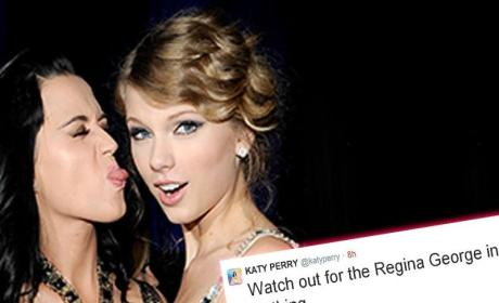 Katy Perry vs. Taylor Swift: It's On!