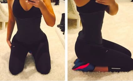 Khloe Kardashian Shows Off Tiny Waist, Encourages Ridiculous Weight Loss Technique
