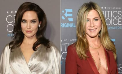 Angelina Jolie to Jennifer Aniston: Take Your Peace Offering and Shove It!