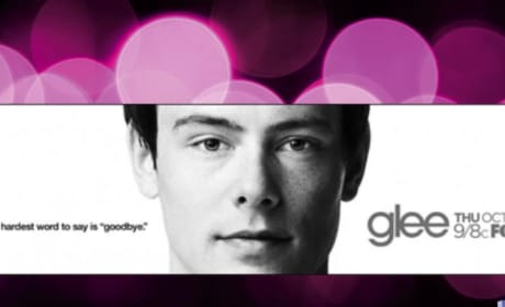 Glee Creator Unveils Cory Monteith Tribute Pic