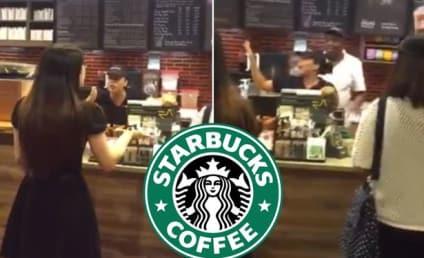 Starbucks Barista GOES OFF on Patron: Watch the Meltdown!