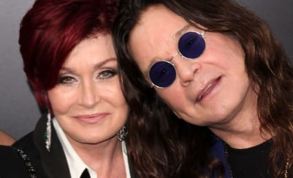 Sharon Osbourne: I Caught Ozzy in Bed With TWO NANNIES!