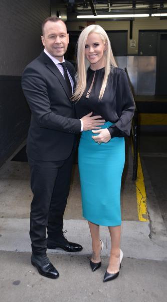 Jenny McCarthy: Pregnant?