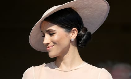 Meghan Markle Makes First Official Appearance as The Duchess of Sussex!