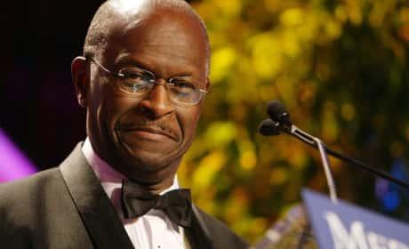 Herman Cain Pic