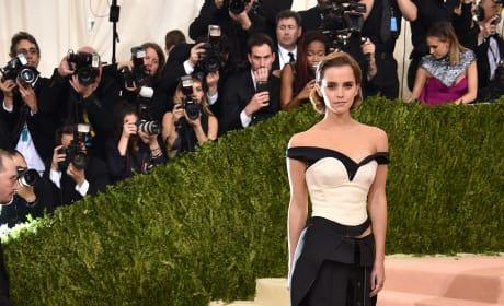 Emma Watson: 2016 Costume Institute Gala