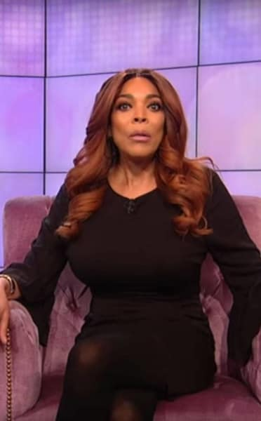 Wendy Williams Makes a Face