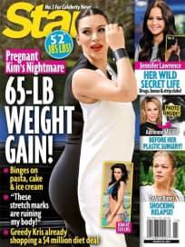 Kim Kardashian Pregnancy Body