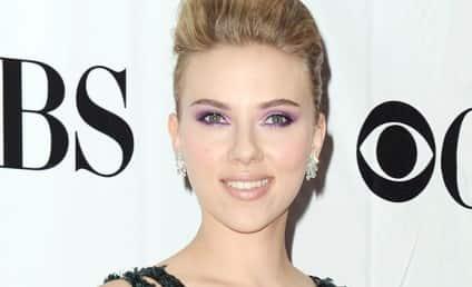 Scarlett Johansson Supports ... Something