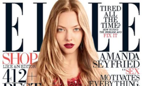 Amanda Seyfried Elle Cover