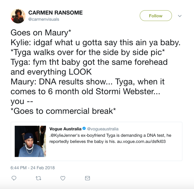 Maury help us