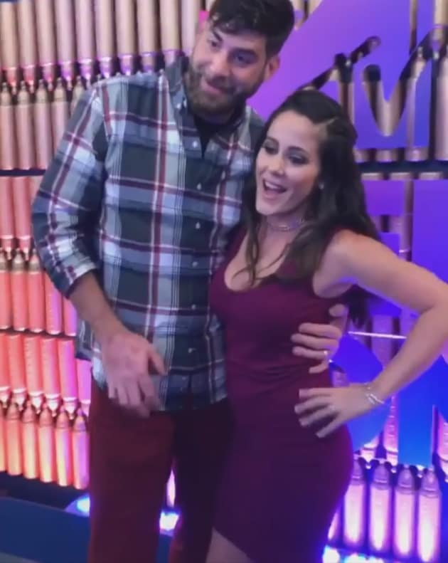 "David Eason and Jenelle Evans, NOT Touching Her ""Baby Bump"""