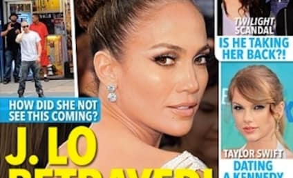 Jennifer Lopez and Casper Smart Threaten Legal Action Over Tabloid Cover Stories