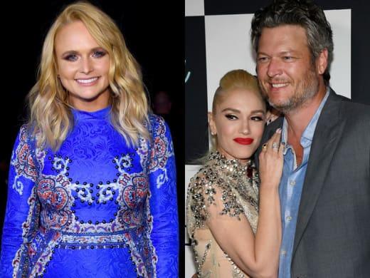 Miranda Lambert-Gwen and Blake