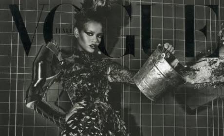 Rihanna Vogue Cover