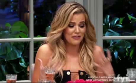 Khloe Kardashian on Kim's Boobs: They Weigh HOW Much??