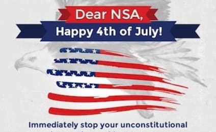 Fourth of July Prompts Fourth Amendment Protests, Anti-NSA Spying Rallies