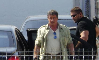 Expendables 3: First Images From The Set!