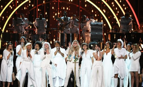 Kesha and Guests Perform, 2018 Grammy's