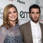 Emily VanCamp and Josh Bowman