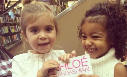 Penelope Disick and North West: Khloe Kardashian's Biggest Fans!