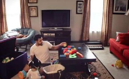 Throwback Thursday: Toddler Time Lapse Chronicles Stay at Home Dad Life!