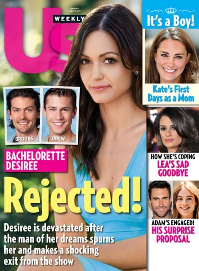Desiree Hartsock Rejected By Bachelorette Finalists The