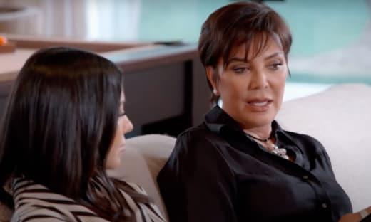 Kris Jenner Explains