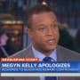 Craig melvin discusses megyn kelly apology