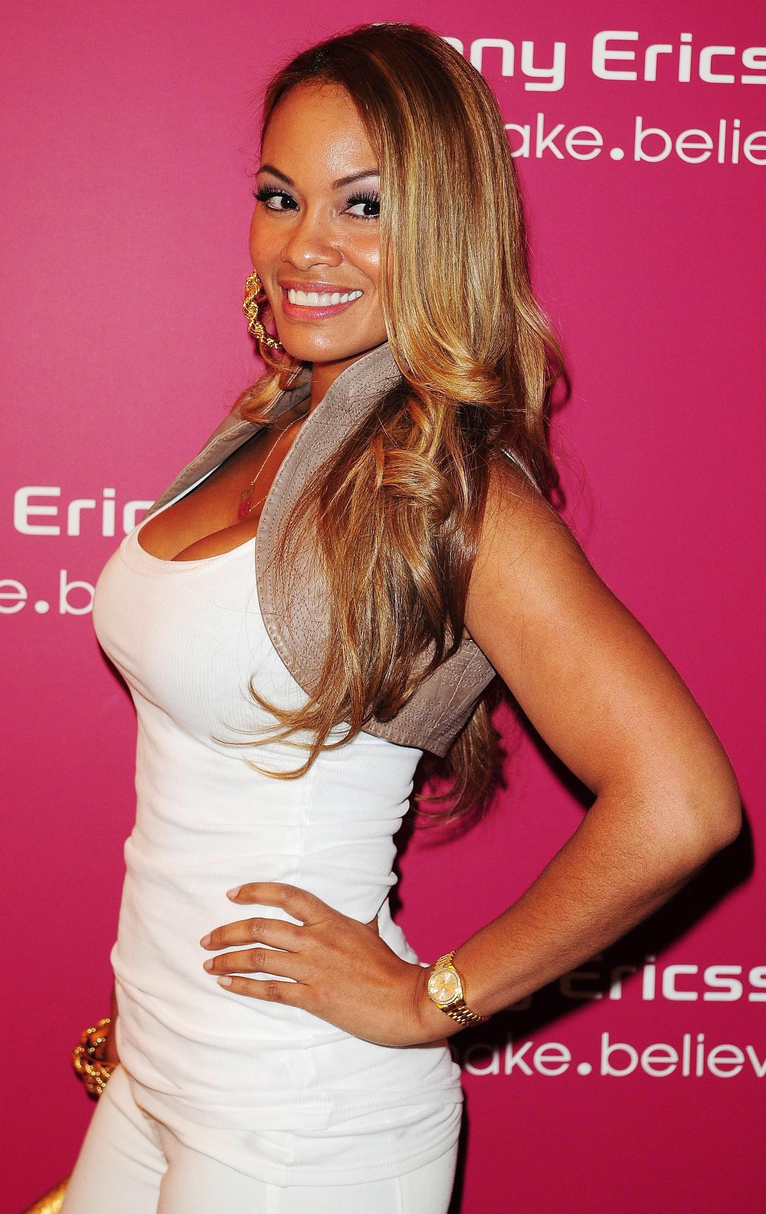 Cleavage Evelyn Lozada nudes (66 photos), Ass