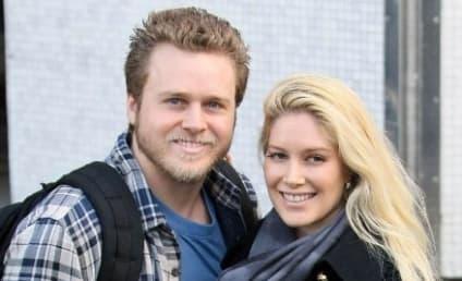 Heidi Montag and Spencer Pratt: Baby on the Way?