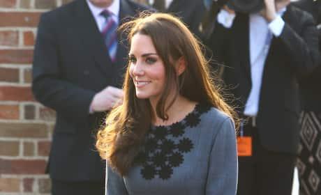 Dressy Kate Middleton