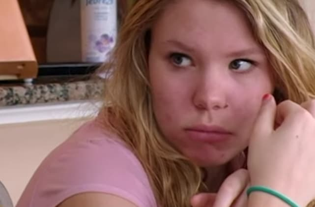 Kailyn on 16 and pregnant